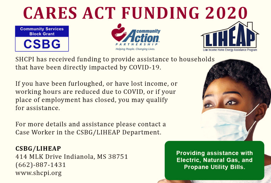 cares act funding 2020